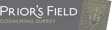 Prior's Field Logo